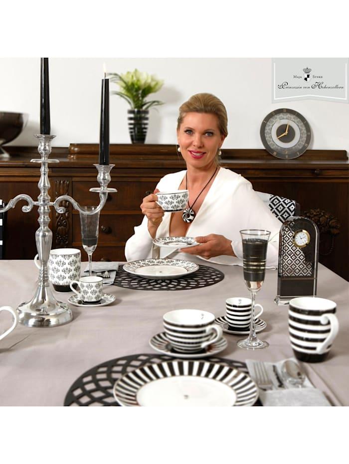 "Goebel Sektglas Maja von Hohenzollern - Design ""Stripes"""