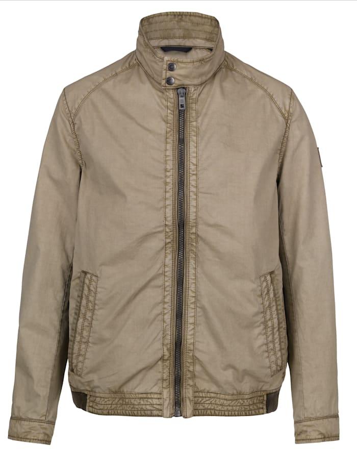 BABISTA Jacke aus leichter Baumwoll-Qualität, Beige
