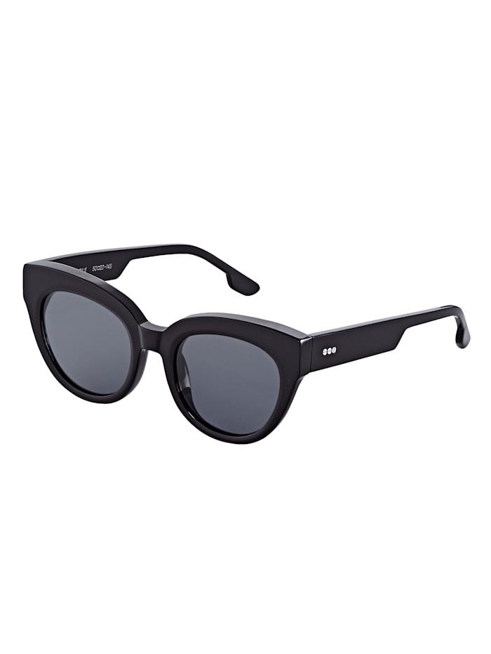 Komono Sonnenbrille, schwarz