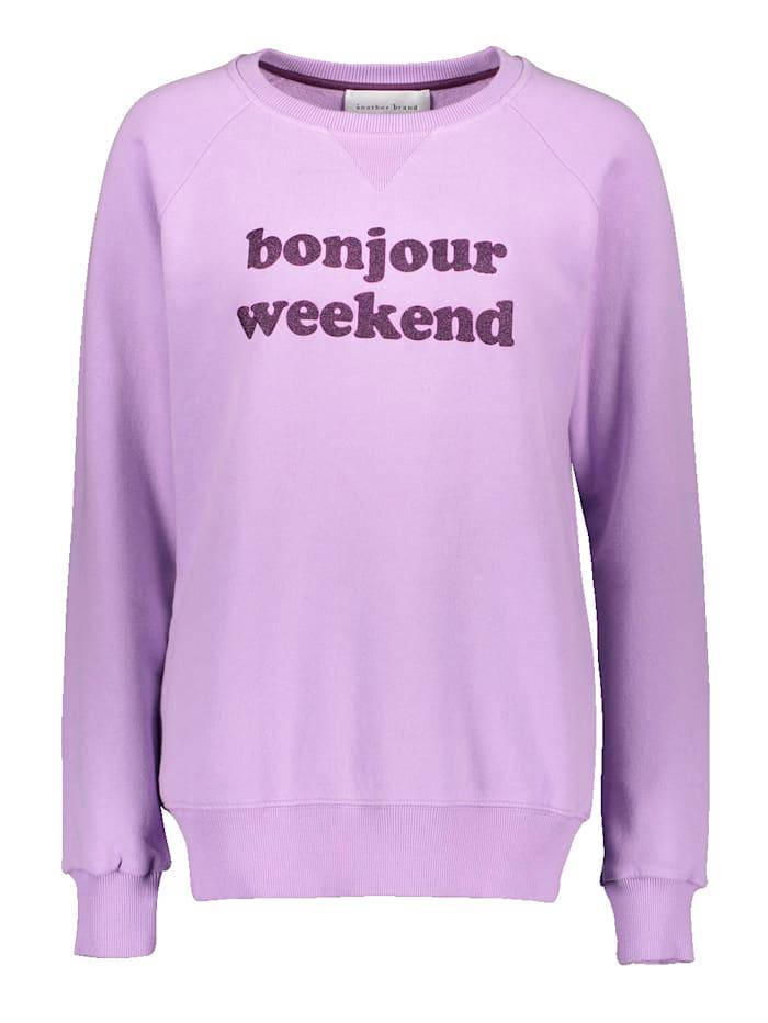 Another Brand Sweatshirt, Flieder