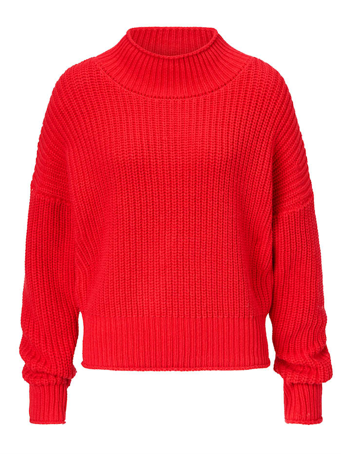 SET Pullover, Rot