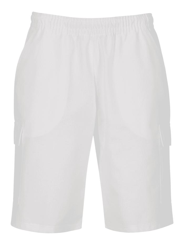 Herren Cargo-Bermuda aus 100% Baumwolle
