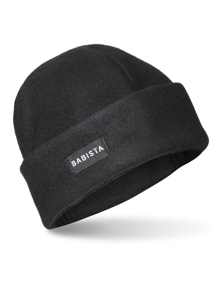 BABISTA Fleece-Mütze, Anthrazit