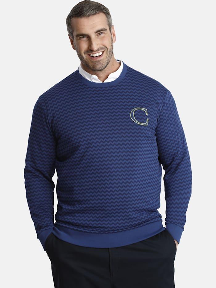 Charles Colby Charles Colby Sweatshirt EARL LEMUEL, blau