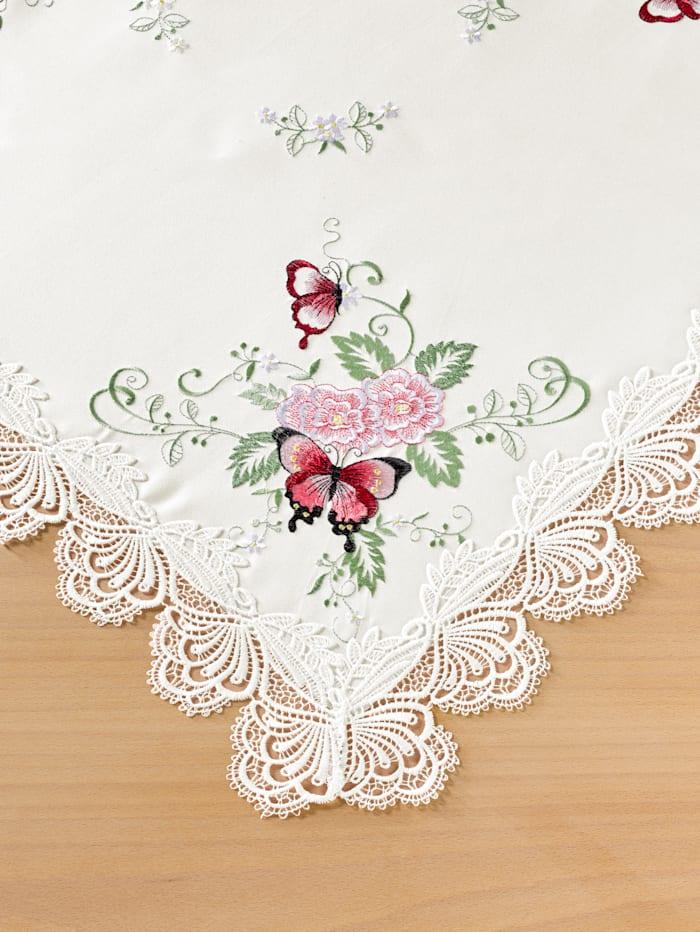 Linge de table 'Papillon'