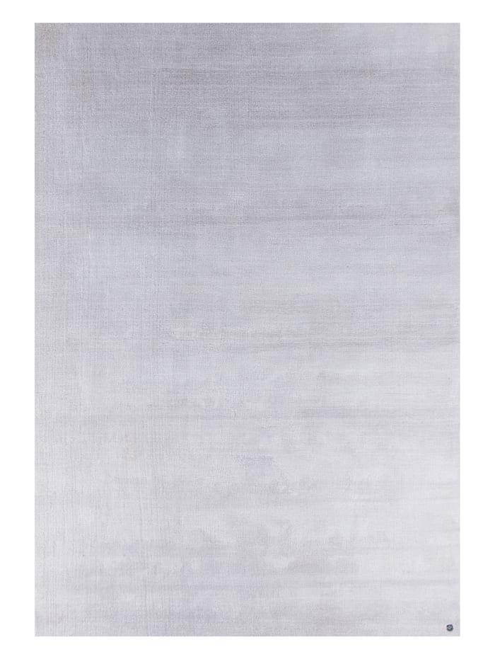 Tom Tailor Handtuftteppich Powder, Grau