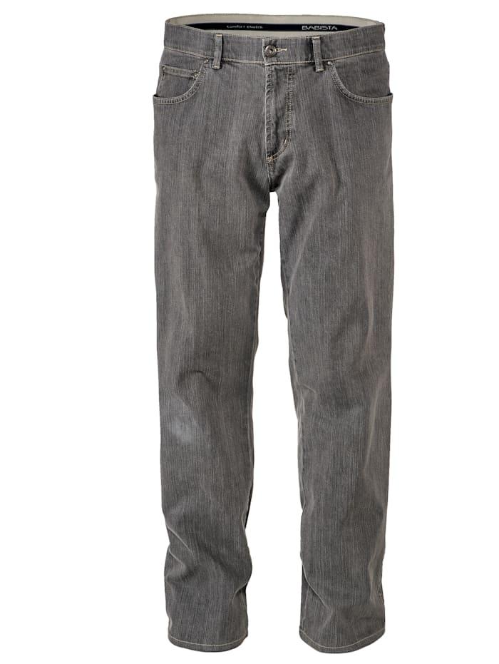 BABISTA Jeans in Stretch-Qualität, Grau