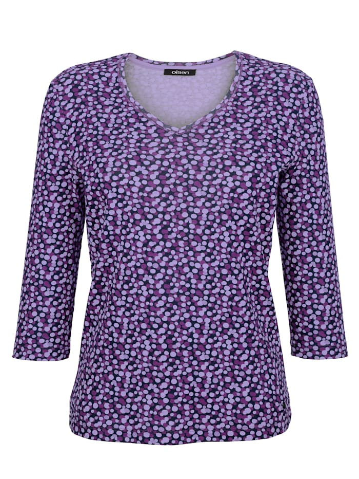 Top Slim fit for a flattering silhouette