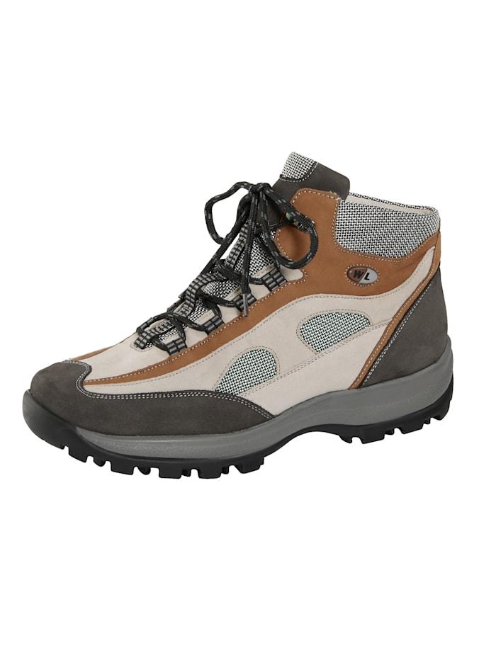 Waldläufer Chaussures de trekking, Gris