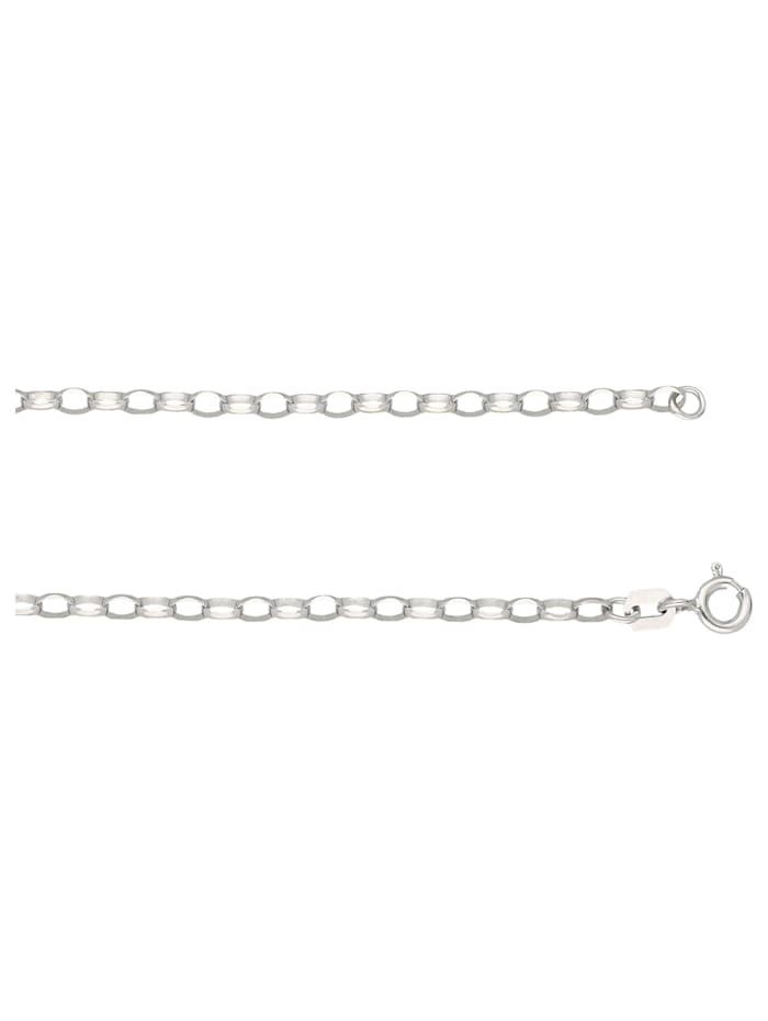 Smart Jewel Kette Ankerkette Stärke 2,5 mm, Silber 925, Silber