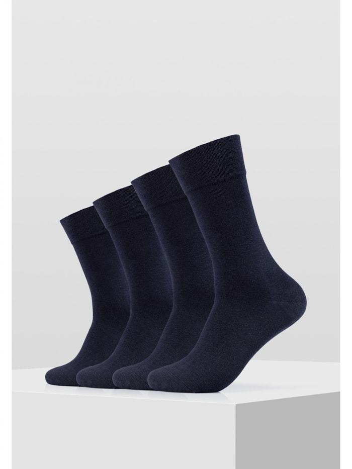 Socken ca-soft 4er Pack mit Bio-Baumwolle
