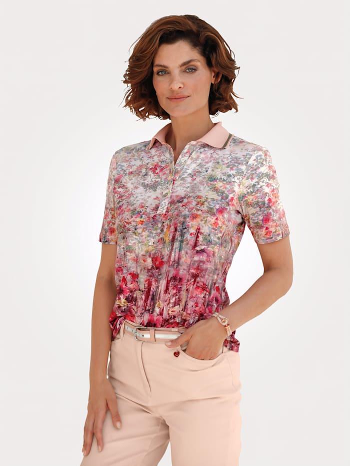 Poloshirt in Jersey-Qualität