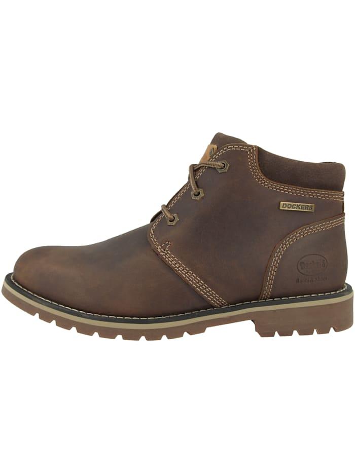 Dockers Boots 39WI013, braun