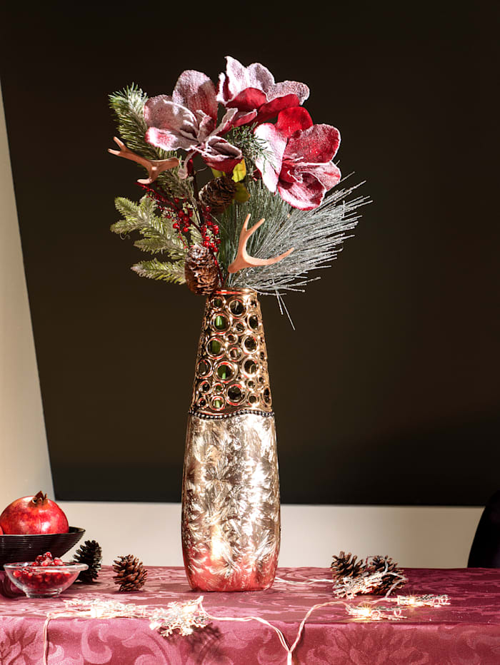 Arrangement Amaryllis in Vase