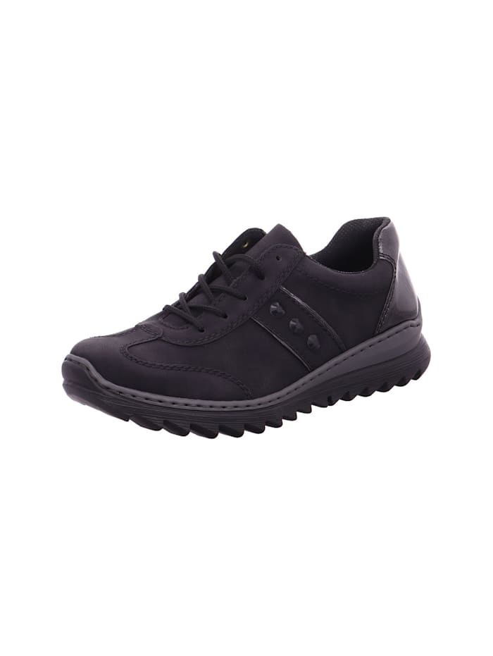 Rieker Sneakers, schwarz