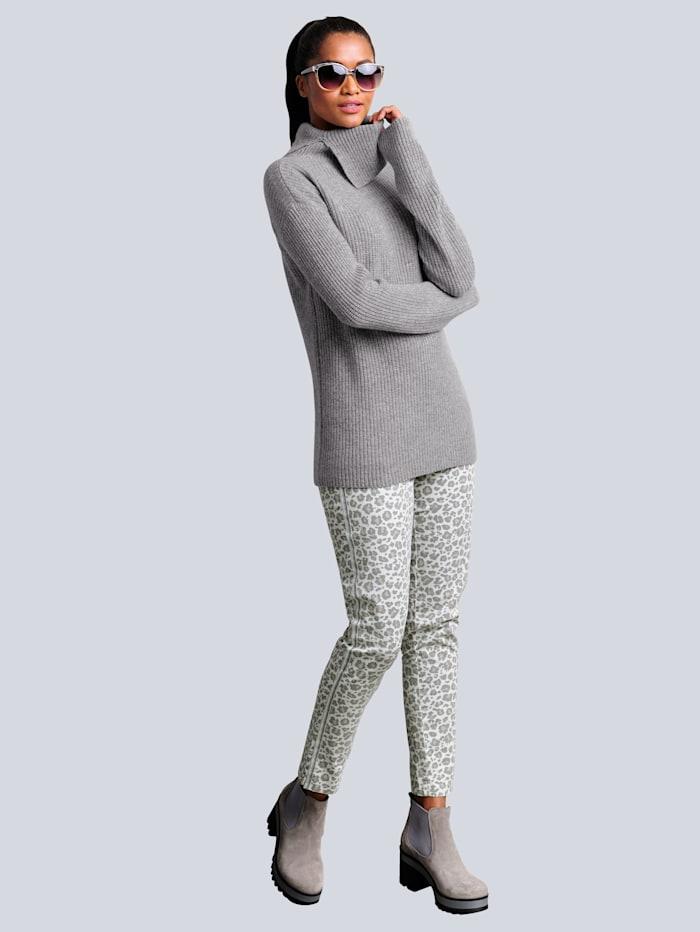 Pullover aus hochwertiger weicher Kaschmirqualität