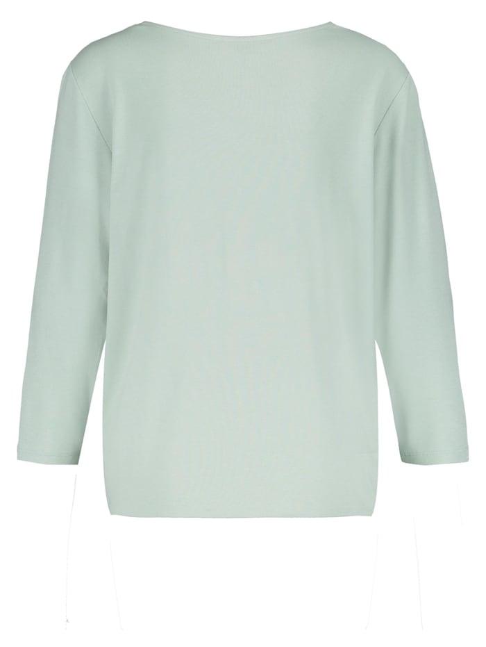 3/4 Arm Shirt mt Seidenfront