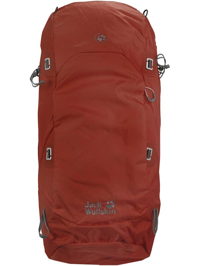 Jack Wolfskin Daypacks & Bags EDS Dynamic Pro 38 Pack Rucksack 70 cm Schlüsselhalter, Tragegriff, Reflektoren, dried tomato