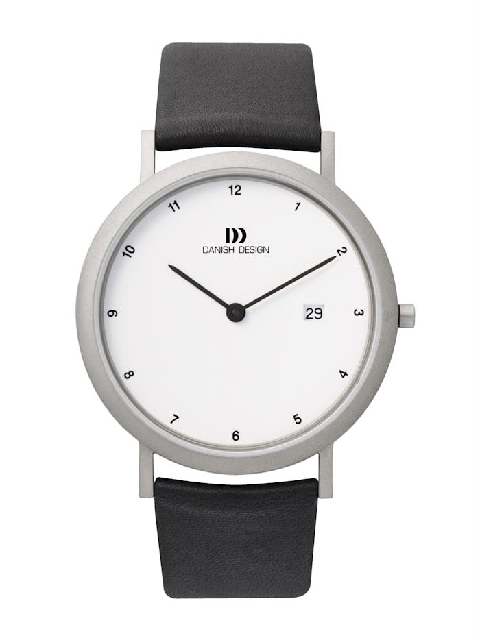 Danish Design Herrenuhr 3316313, Schwarz