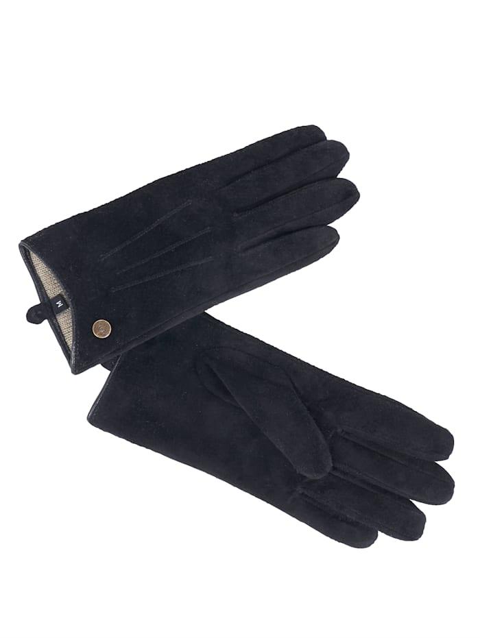 Barts Handschuhe, schwarz