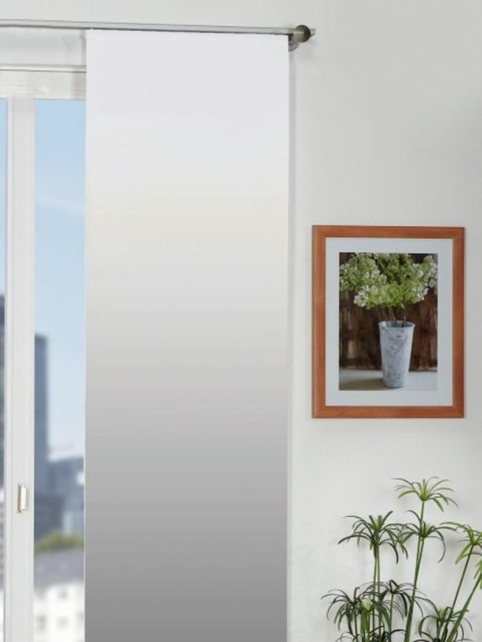 Home Wohnideen Schiebevorhang Madrid, grau