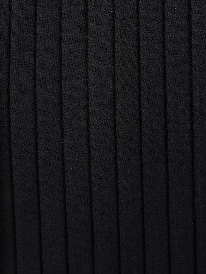 Culotte met plisséplooitjes