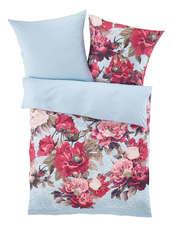 Webschatz 2-d. posteľná bielizeň z mikrofázy Valentina, ružová