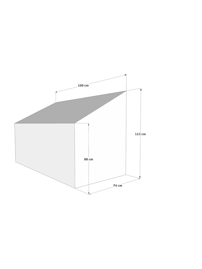 Schutzhülle Abdeckung Abdeckplane  Gartenmöbel 13tlg Set