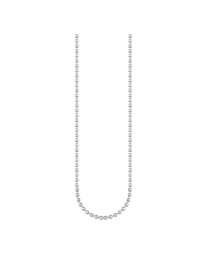 Brillenkette Maskenkette 925/- Sterling Silber 50cm Diamantiert