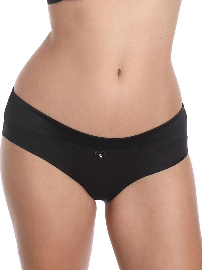 sassa Damen Panty SENSUAL PEBBLE, black