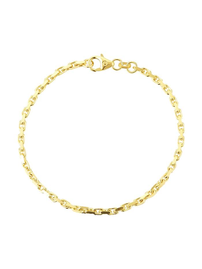 Giulia Ankerarmband in Gelbgold 585, Gelbgoldfarben