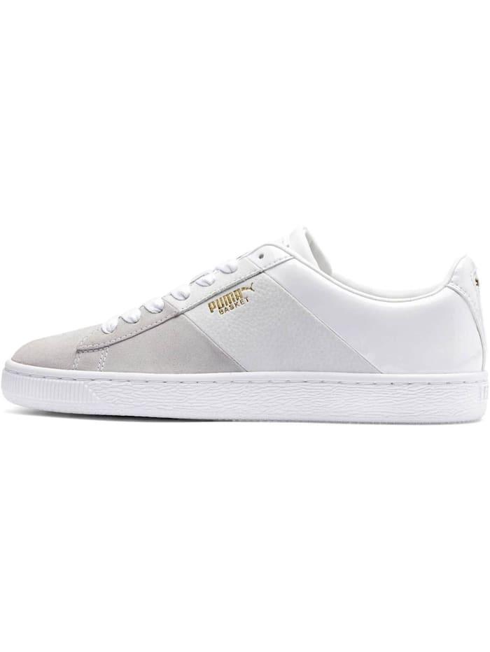 Puma Puma Sneaker Basket Remix, Weiß