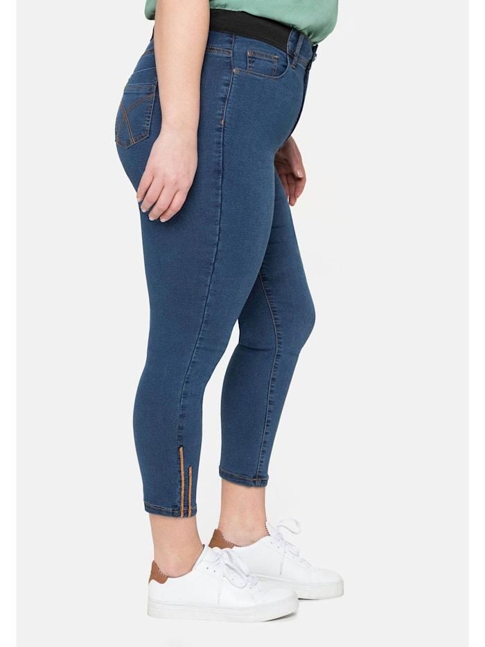 Jeans in 7/8-Länge, »Ultimate Stretch«, wächst bis 3 Gr. mit