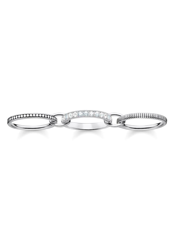 Triple Ring in Silber 925 TRIPLE RING TR2193-643-14