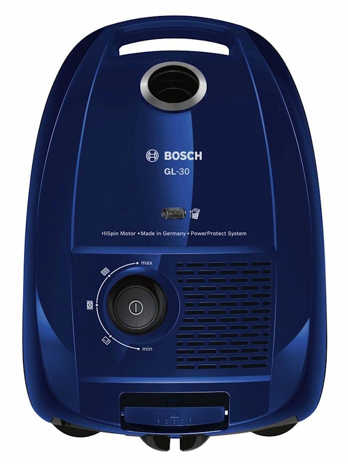 Bosch Bosch Bodenstaubsauger mit Staubbeutel BGL3B110, Blau