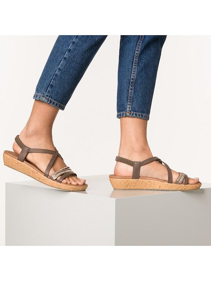 BRIE Klassische Sandalen