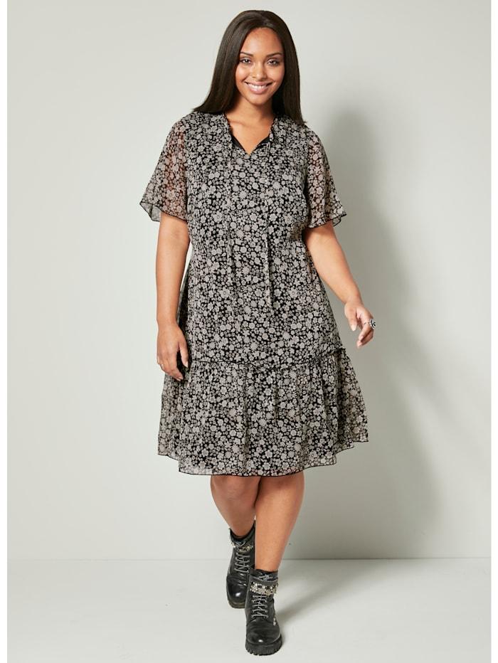 Kleid mit Blümchendessin