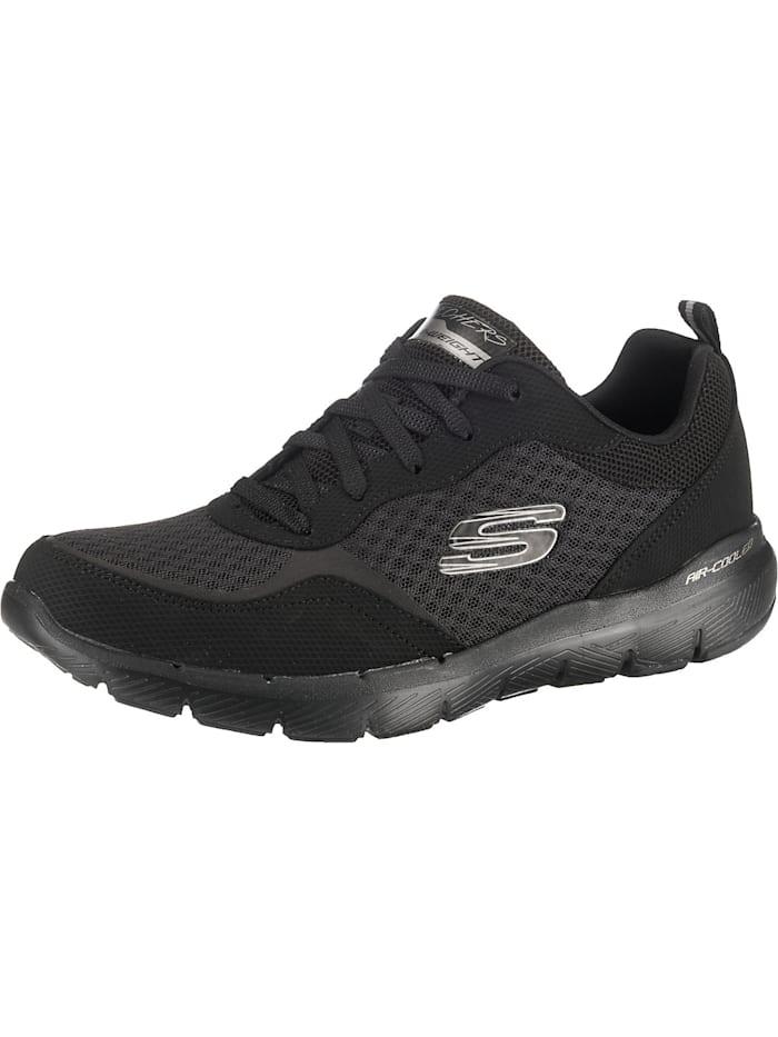 Skechers Flex Appeal 3.0 Go Forward Sneakers Low, schwarz