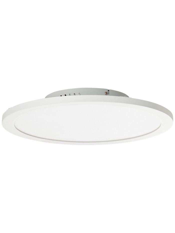 Abie LED Deckenaufbau-Paneel 40cm weiß