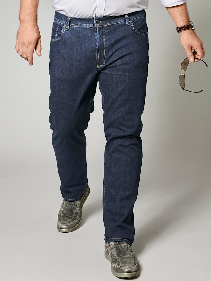 Pioneer Jeans Regular Fit, Dark blue