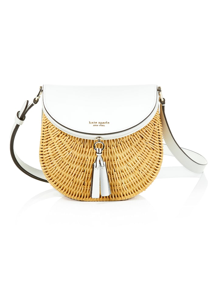 Kate Spade Crossbody-Bag, Weiß