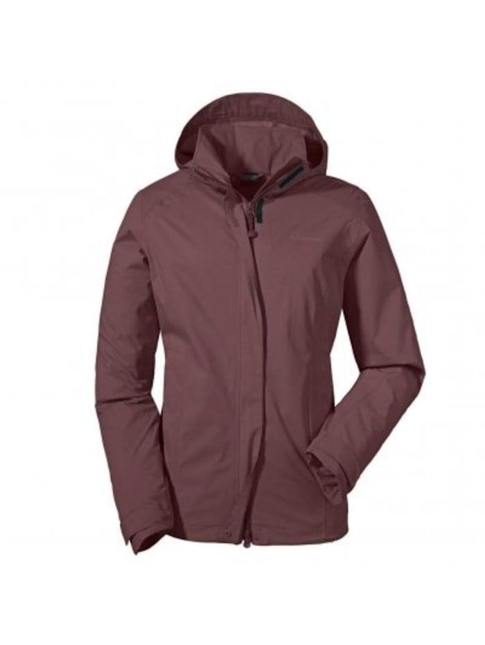 Schöffel Schöffel Jacke Jacket Easy L 3, Rose