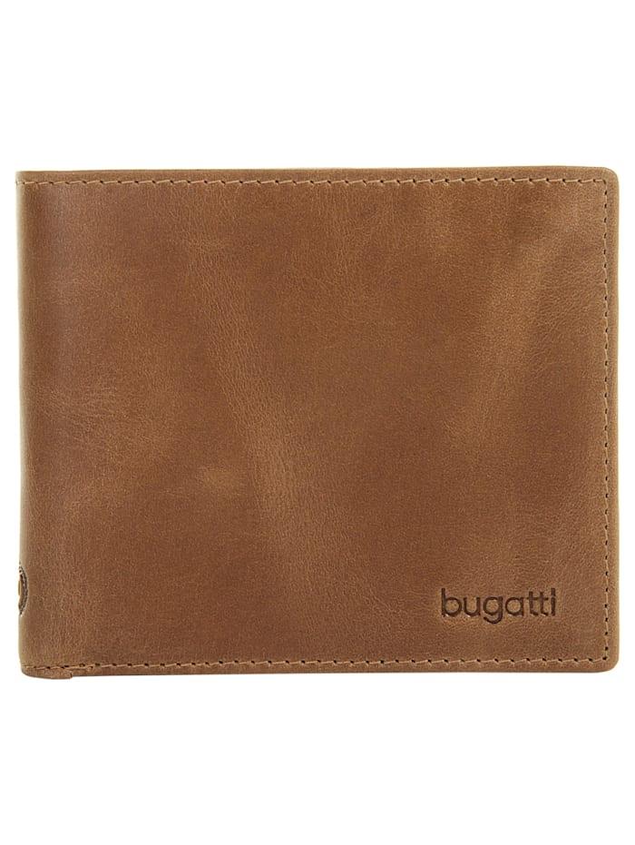 Bugatti Geldbörse VOLO, cognac