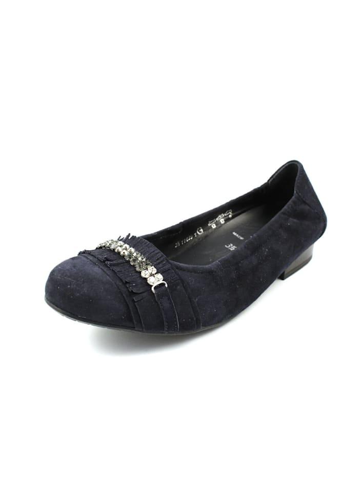 Semler Ballerinas, blau