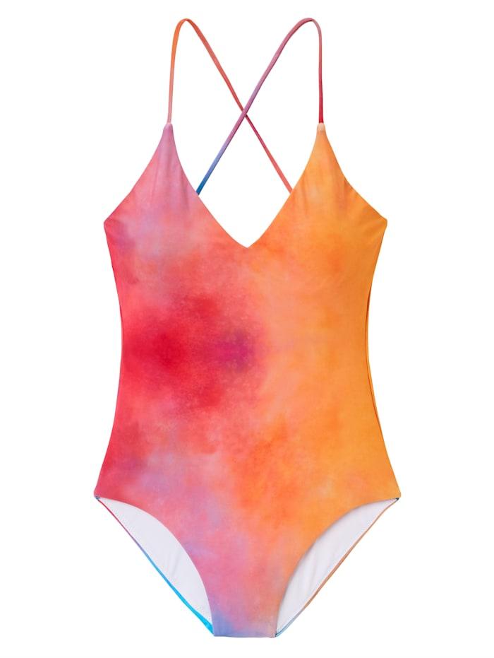 Barts Badeanzug, Multicolor