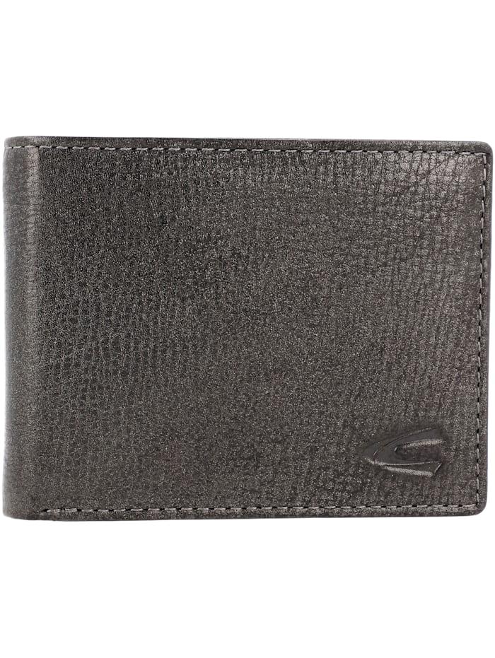 camel active Salo Geldbörse RFID Leder 11 cm, black