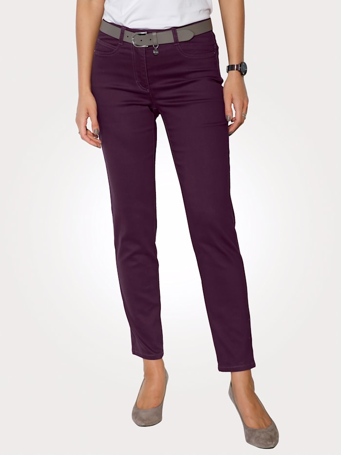 Barbara Lebek Pantalon, Baies