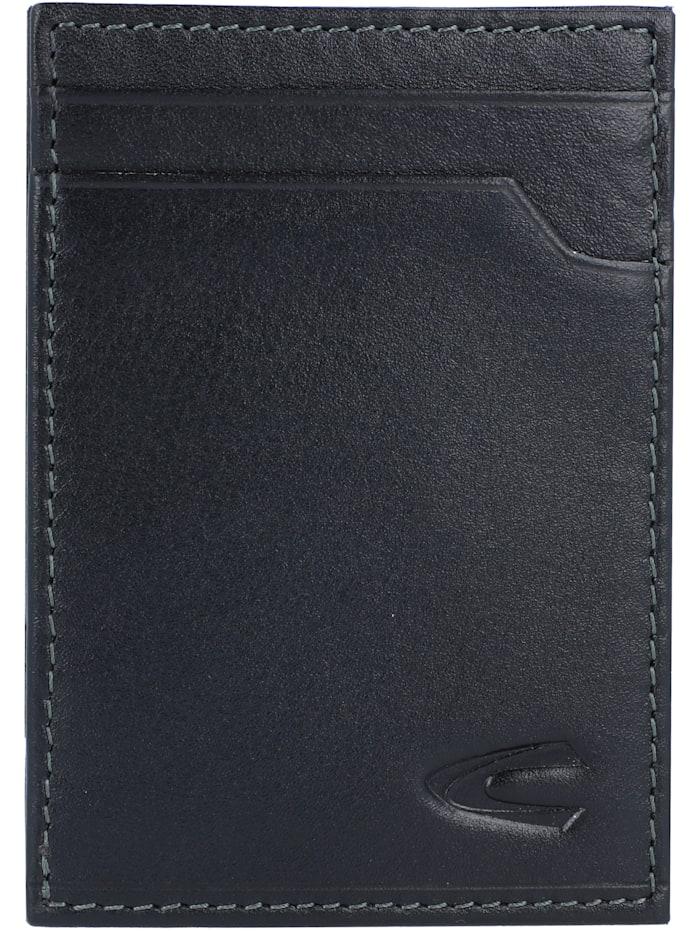camel active Nagoya Kreditkartenetui RFID Leder 7 cm, black
