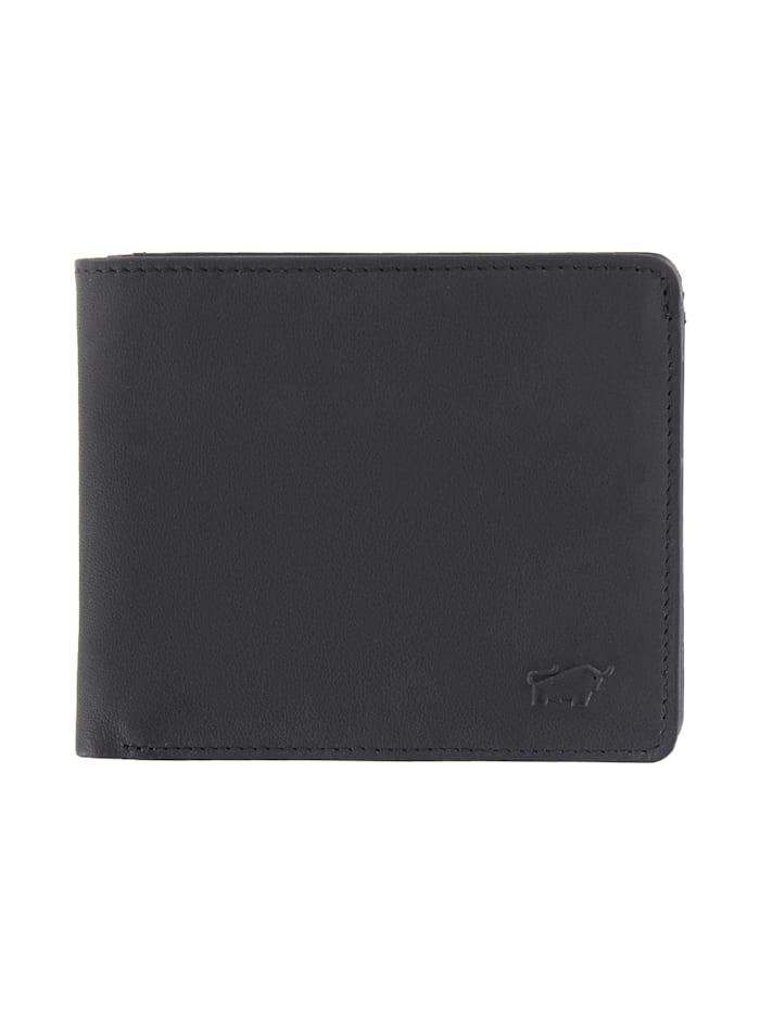 Braun Büffel Geldbörse ARIZONA 2.0 aus nachhaltigem Leder, One Size