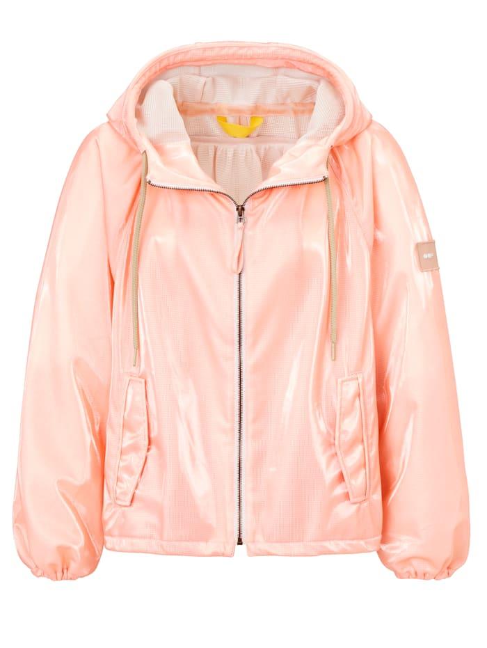 OOF Wear Jacke, Rosé